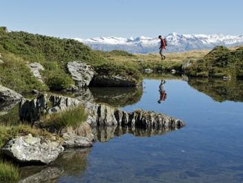 Randonner dans le Val d'Hérens