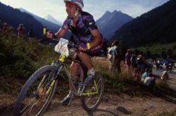 La Raid évolénard, course de VTT